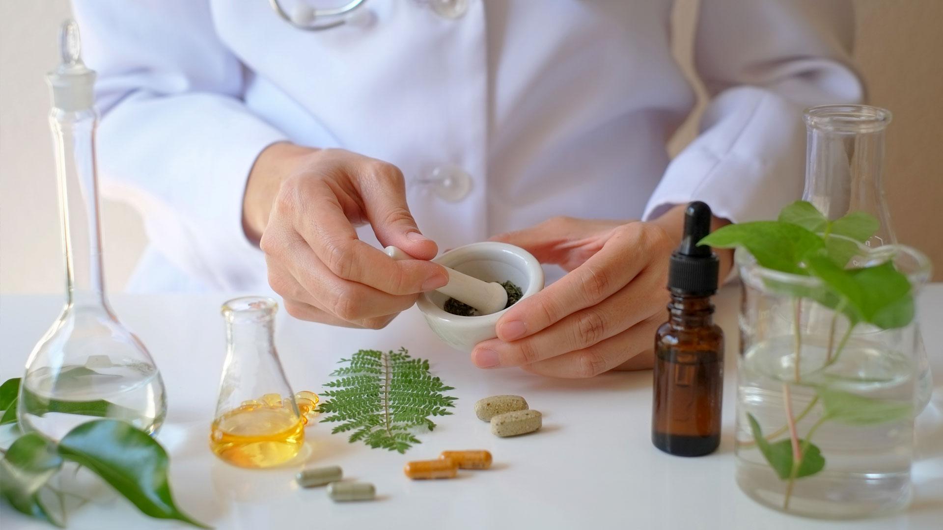 Produits sains et bio